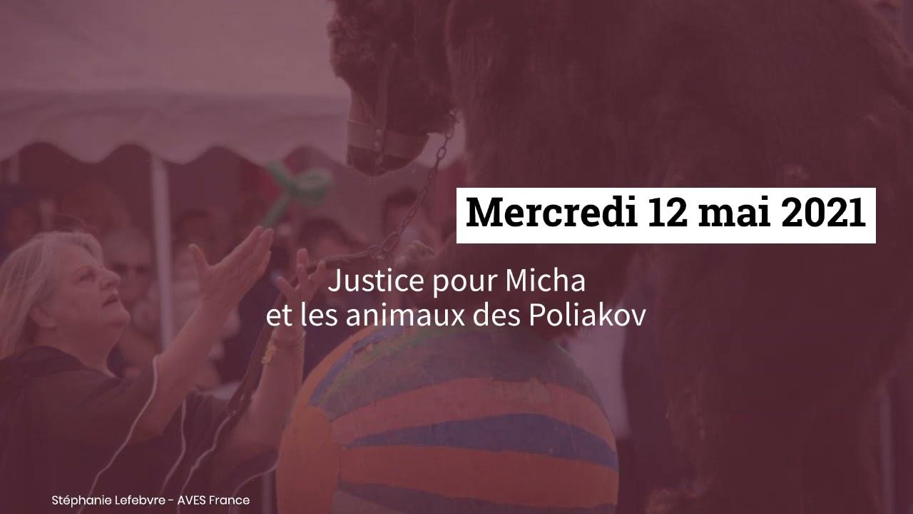 Justice pour Micha - procès des Poliakov