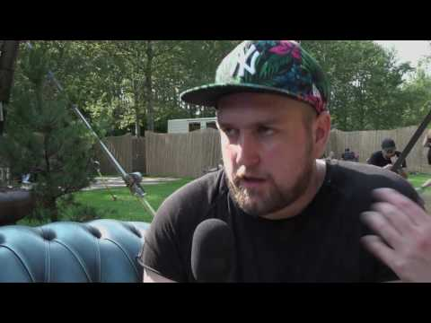 Bolier - Is This Love with Bob Marley and LVNDSCAPE - interview about