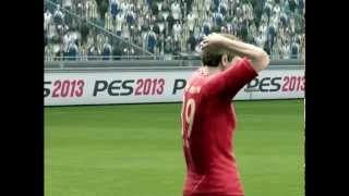 PES 2013 - Penalty shootout [Chelsea vs Bayern Munich]