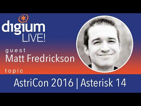 Astricon 2016 |  Asterisk 14