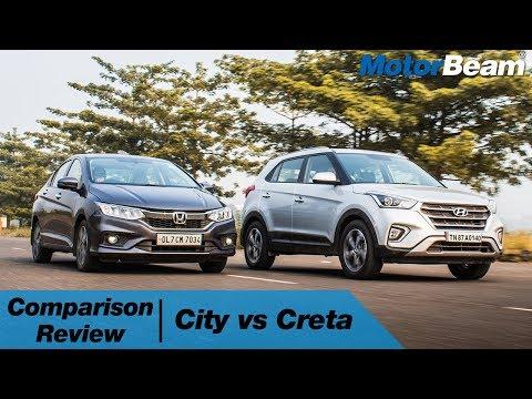 Honda City vs Hyundai Creta Which Car For Rs. 15 Lakhs MotorBeam