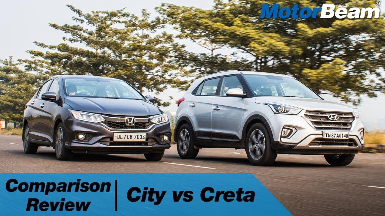 Honda City Vs Hyundai Creta Which Car For Rs 15 Lakhs