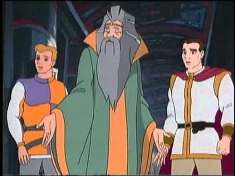 King Arthur and The Knights of Justice S2 E1 part 1