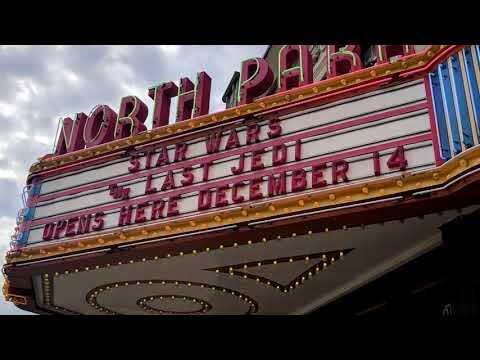 Star Wars: The Last Jedi at The North Park Theatre