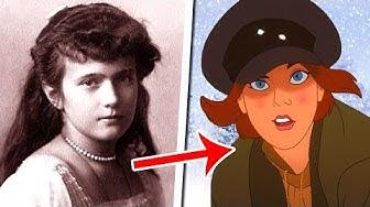 The VERY Messed Up Origins of Anastasia | Disney Explained   Messed Up Origins