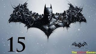 Прохождение Batman: Arkham Origins [Бэтмен: Летопись Аркхема] HD - Часть 15 (Бэйн)