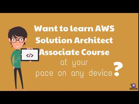AWS Solution Architect Associate Course  2018 (Hindi and English)