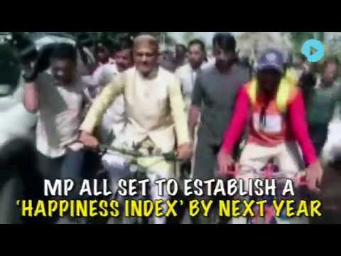 MP All Set To Establish A 'Happiness Index' By Next Year