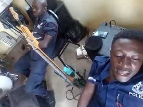 Ghanaian Police worships -A Must Watch