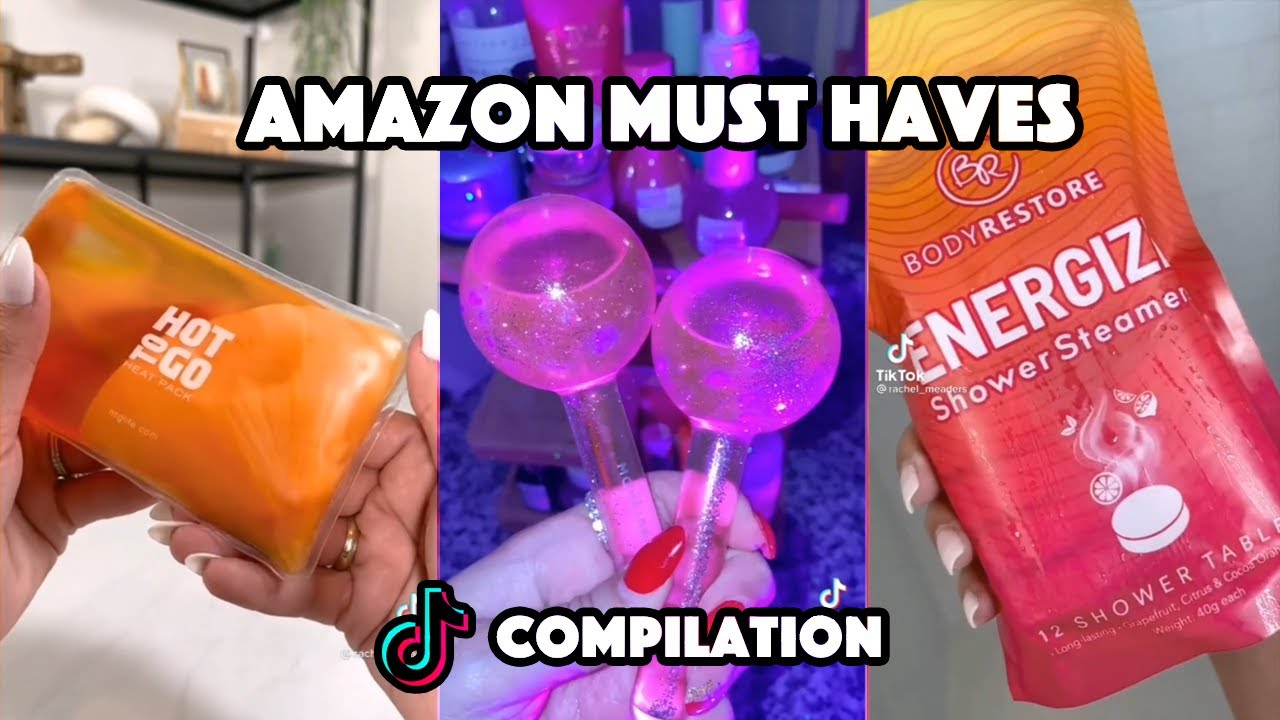 Download Amazon must haves 2021 with links Part 12 Tiktok Made Me Buy It Compilation