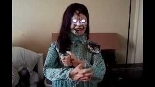Spirit Halloween The Exorcist Prop
