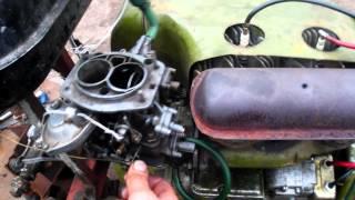 Двигатель УД-2  . - нашли  причину заводского брака !!!