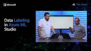Data Labeling in Azure ML Studio