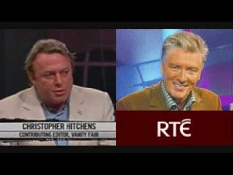 (1/2) Christopher Hitchens on RTÉ Radio 1