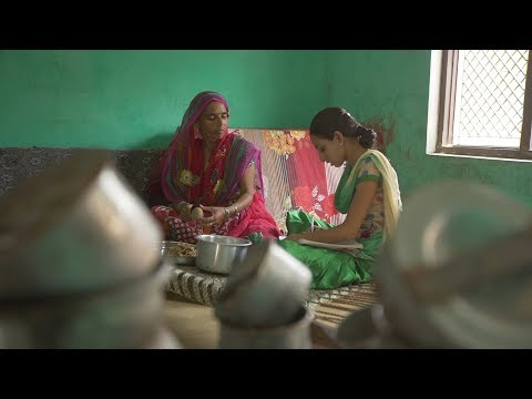 Microfinance Helps Women in Rural India Find Paths out of Poverty