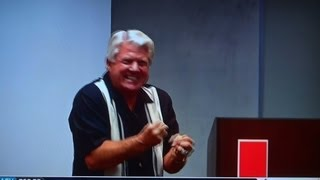 Great football speech motivational NFL College Cowboys Jimmy Johnson