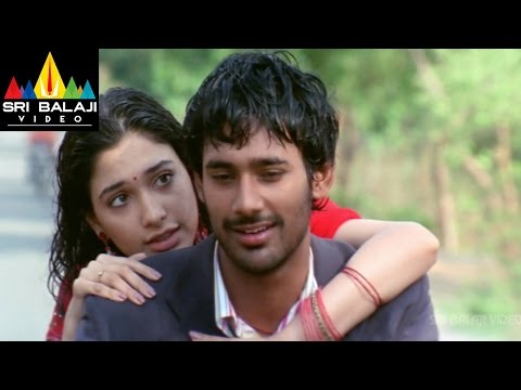 Happy Days Movie Tamanna Kiss Proposal to...