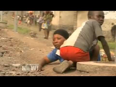 Congo Humanitarian Crisis Worsens Amidst Renewed Violence Linked to Rebels Backed by Rwanda