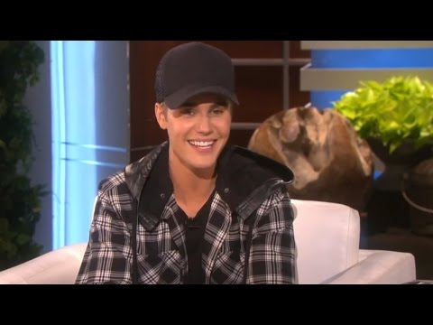 Justin Bieber Talks Selena & His Butt with...
