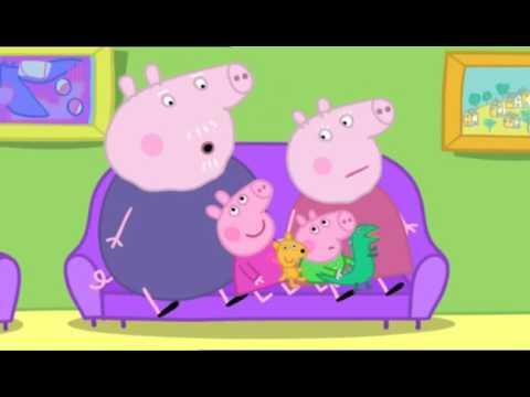 Свинка Пеппа  Українською 1 сезон 21-52 серії