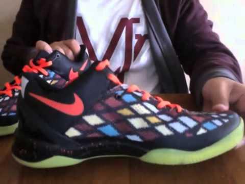 b6342c6c1cdc Kobe 8   Christmas   REPLICA + On foot   jumpmanzoom   - YouTube