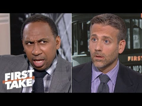 I'd put my money on the Chiefs over the Browns – Stephen A. | First Take