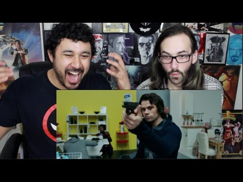 Thumbnail: AMERICAN ASSASSIN TEASER TRAILER #1 REACTION & REVIEW!!!