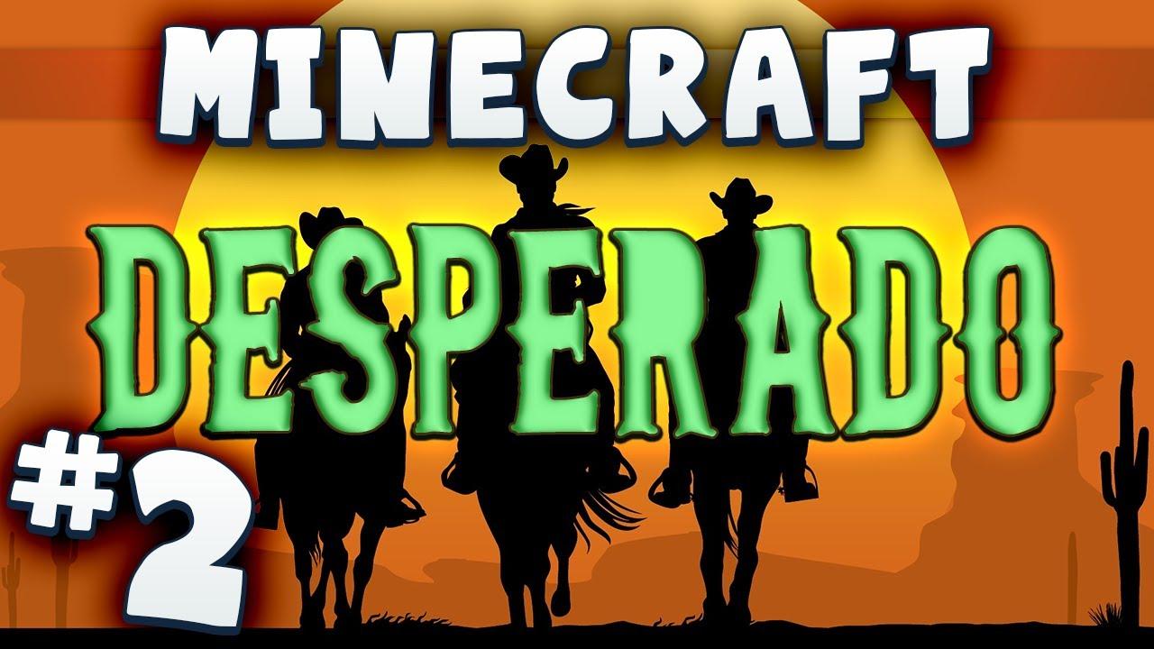 Minecraft Desperado A Fistful Of Emeralds YouTube - Minecraft desperado hauser