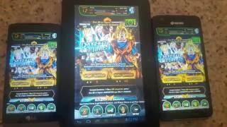 Dbz dokkan battle 3 devices summons