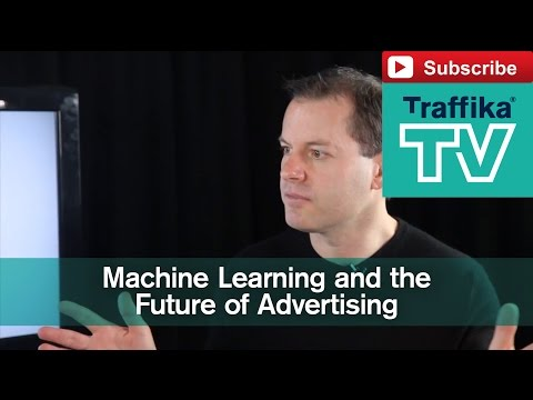 Machine Learning Episode 1: The Future of Advertising