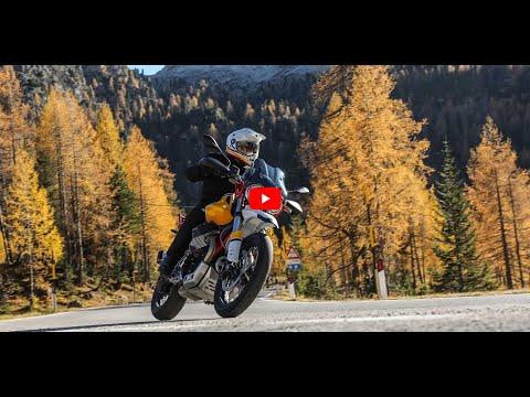Moto Guzzi V TT - official video