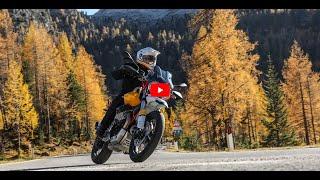 Moto Guzzi V85 TT - official video
