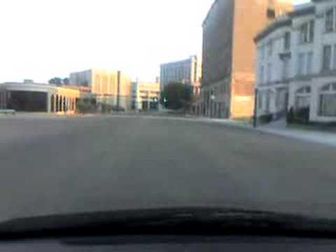 Vacation Video Tour of Texarkana pt 1