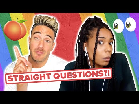 Queer People Answer Questions Straight People Are Too Afraid To Ask