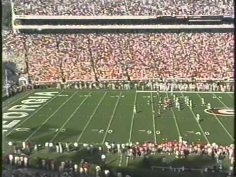 1998 # 4 Tennessee vs # 7 Georgia