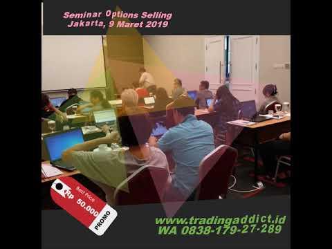 Belajar Seminar Options Trading Jakarta