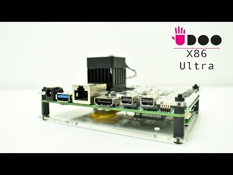 UDOO X86 Ultra Overview And Gaming Performance Test - YouTube