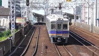2018.5.24 南海電鉄 6300系 6306F  各停 なんば 今宮戎 南海電車 南海車両一覧