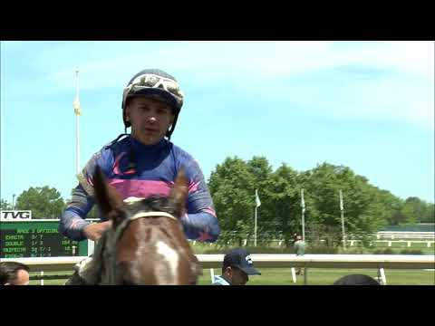 video thumbnail for MONMOUTH PARK 6-9-19 RACE 3