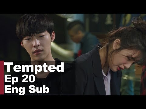 Park Soo Young is Dead Drunk! She Needs Woo Do Hwan~ [Tempted Ep 20]