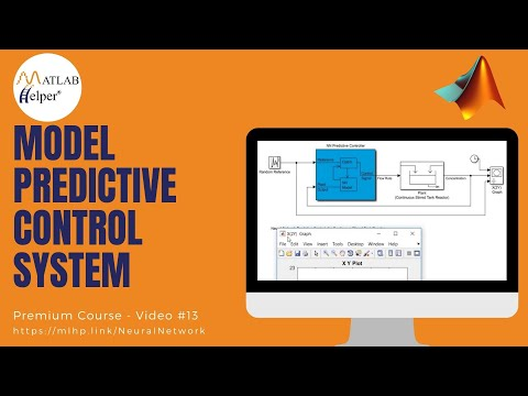 Model Predictive Control System | Neural Network | Episode #13