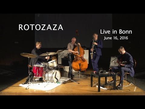 Rotozaza (Mahall/Hein/Melbye/Lillinger) – Live in Bonn