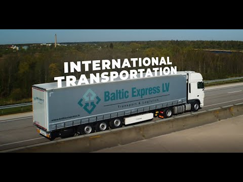 Baltic Express LV - Your partner in the world of logistics