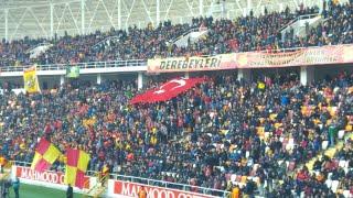 Yeni Malatyaspor 0-0 Beşiktaş (Tribün)