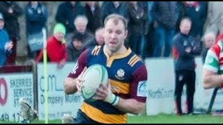 Irish Rugby TV: Seapoint's Paul Devitt Wins #UBLTry Of The Month For February
