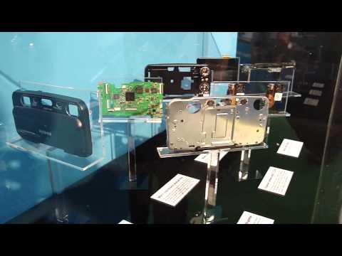 Fiji 3D camera inside out at Photokina show