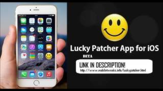 How To download lucky patcher on iOS - BETA!