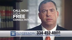 Floyd Hunter Injury Law - Car Accident Lawyers - Top Montgomery AL Injury Lawyers