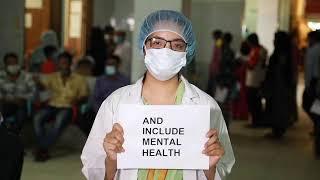 The Big Event for Mental Health! Let's #MoveForMentalHealth together!