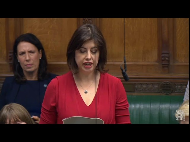 Lucy Powell MP presents the Online Forums' Bill